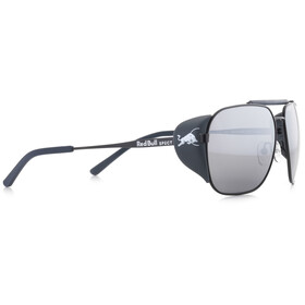 Red Bull SPECT Pikespeak Zonnebril Heren, black/smoke-silver flash